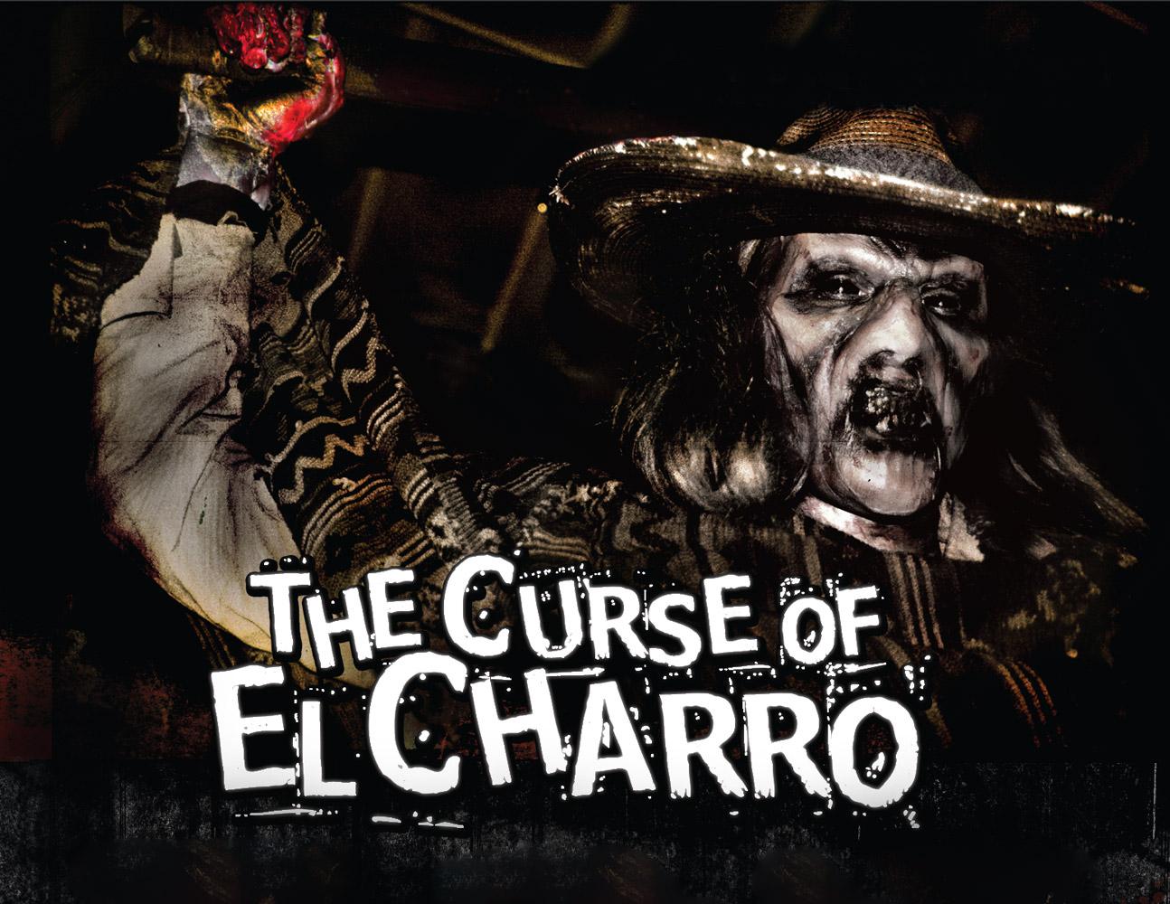 Проклятие Эль Чарро!