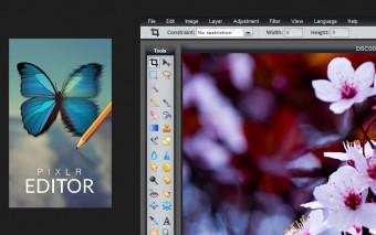Онлайн Фотошоп или Pixlr Editor [часть 1]