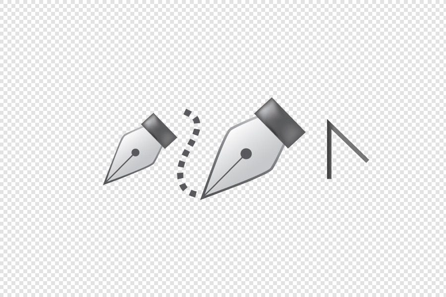 Векторные инструменты рисования в Фотошопе
