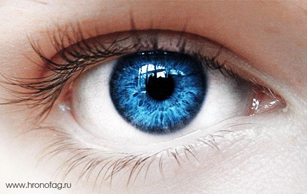 Выразительные глаза в Фотошопе