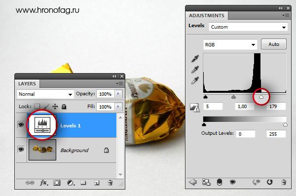 как сделать фон белый на фото онлайн