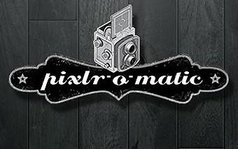 Сделать круто в Pixlr O-matic