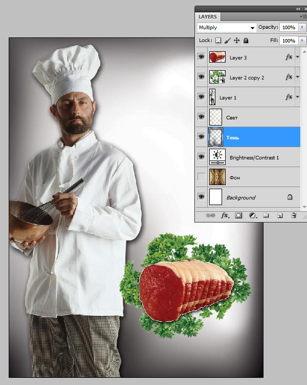 Как в фотошопе сделать рекламный баннер в фотошопе