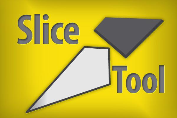 Slice tool в Фотошопе