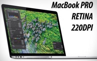 MacBook Pro Retina. Революция в веб-дизайне?
