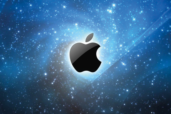 Дизайн сайта в стиле Apple