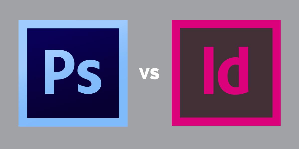 Делать сайты: Photoshop или InDesign