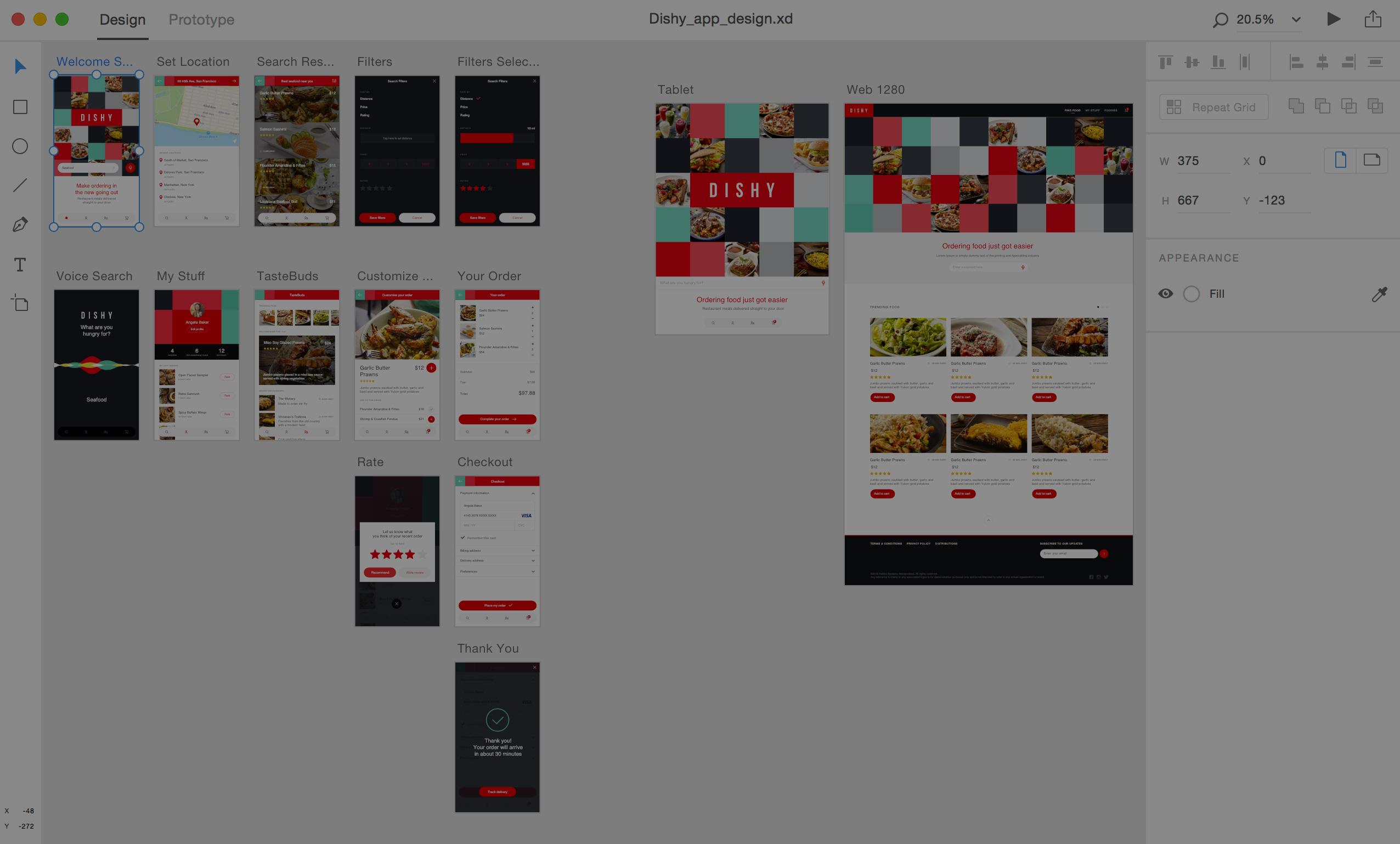 Adobe Experience Design CC — убийца Sketch